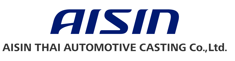 AISIN THAI AUTOMOTIVE CASTING Co., Ltd._社名ロゴ(英文)+アイシンロゴ